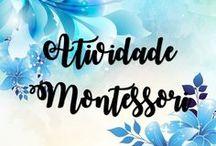 Atividades Montessori