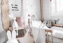 Dreamy childroom