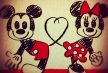Disney Disney Disney / by Shelley Hayden-Bodnar