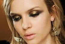 Smoldering Smoke / Smoky, smoldering eyes in gold browns and fierce blacks. / by Studio Gear Cosmetics