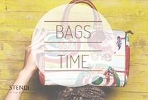 Bags Time / Bags, trends, handbags #Stendi
