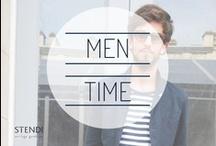 Men Time / Men's fashion, t-shirts, shoes, outfit #Stendi