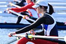 Rowing  / by Jackie Woodyard