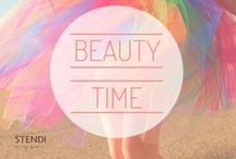 Beauty Time / Beauty is what we want! Nails, lips, hair #Stendi