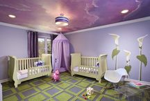 ~Nursery Ideas~ / Gorgeous nurseries, from simple and classic to lavish and luxurious!