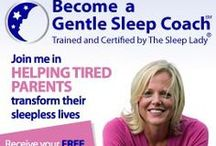 Gentle Sleep Coaches / All the Gentle Sleep Coaches listed on this page have received over 55 hours of training, passed an exam and are participating in case supervision with me, Kim West. Clinical supervision and ongoing advanced training are required to maintain certification as a Gentle Sleep Coach.