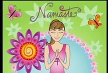 Health and Yoga!! / by Shelley Hayden-Bodnar