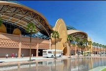 Bali Ngurah Rai Airport / The new development of Ngurah Rai International Airport as a gateway to Bali, an International Tourism. It began 2011 and will be finished about October 2013.