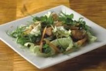 Salad Ideas / We like to think that the best part of a salad are croutons! Here are a few of our favorites to get you started. http://www.oliviascroutons.com/recipes/salad/