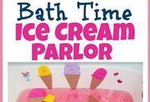 Kids Bath time