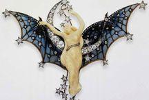 Art Nouveau Jewels / by Jelena V.