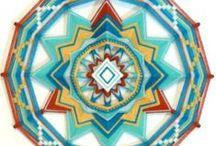 artesanías / acuarela textura artistas artesanos de todo / by Silvia Brizuela