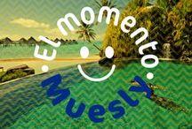 El Momento Muesly / Alégrate el día con una barrita Hero Muesly y estas divertidas imágenes!