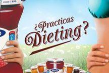 ¿Practicas Dieting? / Consejos para cuidarte y mantener la línea este verano.