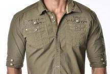 Camisa - Hombre / Mens - Shirt / moda y fashion / Camisas para hombre, variedad de diseños y colores