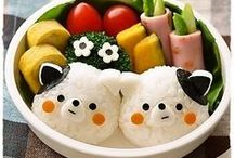 Kid Food / fun and inspiring ways to prepare lunches or dinners.  http://sparkheadnewmedia.com/