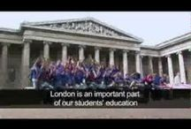 English Summer School Videos / View our videos to get more of an idea of what our courses and coming to England are all about!!