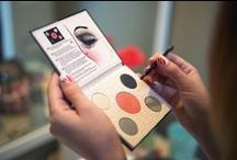 Holidazzle / Looks created with our 2013 Smokey Eye Palette! / by Studio Gear Cosmetics