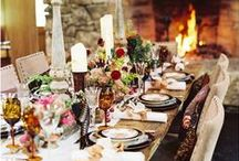 Wedding Reception Ideas / In the rustic yet elegant Jennings Barn, James Beard nominated Chef John Fleer will provide an exceptional meal for you and your guests.