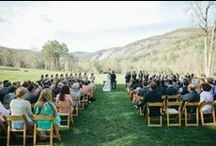 Wedding Ceremonies / Nestled in the Blue Ridge Mountains of Cashiers, NC, exchange your vows against the backdrop of the largest box canyon east of the Mississippi. Afterwards, in the rustic yet elegant Jennings Barn, James Beard nominated Chef John Fleer will provide an exceptional meal for you and your guests.