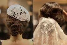 Éthologie | A/W 14-15 HAIR + MAKEUP / The spanish-inspired hair style and youthful make-up look for the A/W 2014 catwalk show.