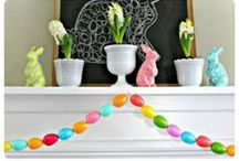 Easter {crafts, food, and fun}