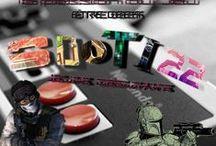 Montage photo / bannière type ( photo de couverture de fcbk) et logo de tout sortes