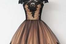 Vintage Dresses / Cute & pretty dresses
