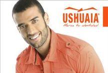 Colección Padres 2014 / Nueva colección de hombre Ushuaia Jeans, camisas y jeans con espectaculares diseños.