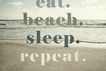 Life's a Beach!!   ☀️☀️☀️ / by Shelley Hayden-Bodnar