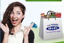 La Tienda Hero / www.latiendahero.es Ya puedes comprar online todos nuestros productos: tus mermeladas y confituras preferidas, barritas de cereales, zumos e incluso nuestros platos preparados.