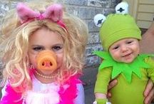 Cute Costumes / Adorable dress-up ideas for Halloween costumes, or just for any day of the week!