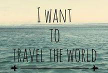☆Around the world☆ / Voyages et évasion