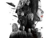 Panem / Photo's from the famous movies