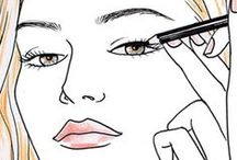 Make up tips and tricks / How to get it right with make up