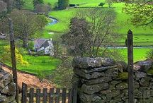 ☆Good Morning England☆ / In love with the english countryside