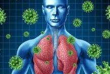 apparato respiratorio: disturbi e cure