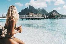 Tropical Island Beach Lifestyle / Tropical Island Beach Lifestyle