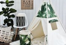 Teepees, Tents and Forts / The ultimate boho look