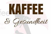 Kaffee & Gesundheit / Wissenswertes rund um die vielen positiven und wenigen negativen Auswirkungen von Kaffee auf unsere Gesundheit.
