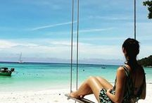 Tropical Travel / Only the most exotic, tropical places to visit