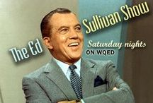 Classic TV: Ed Sullivan / From the Beatles to Topo Gigo, the wild Italian mouse, Ed Sullivan always had a smorgasbord of entertaining treats for the hour he spent in our homes each week. / by Jan Howard