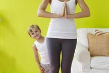 Move it Momma! / Exercises for Mommas. By staying active as mommas we can help our children learn to be healthy and strong.