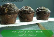 Grain Free Muffins / Grain Free Muffin Recipes.