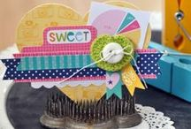 Crafty Inspiration / Craft ideas gathered from other talented crafty minds!  / by Creative Wishes Studio