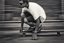 Longboard & skate / by Corb Motorcycles