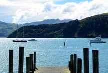 Travel   New  Zealand / Beautiful places to visit in New Zealand