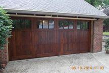 Custom Garage Doors / Custom Garage Doors from Rolling & Sliding Doors of Dayton
