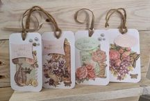Gift Tags / Gift tags