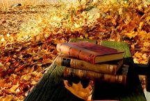 Autumn and Books / - www.literaturebitch.com -